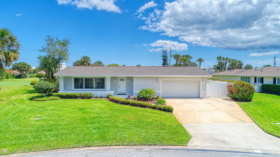 Ormond Beach Single Family Home For Sale: 72 Country Club Drive