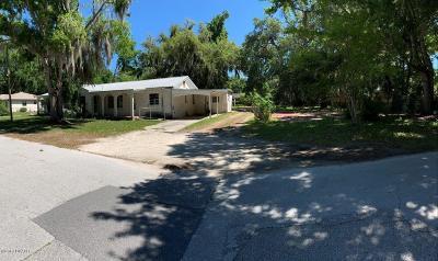 Daytona Beach Multi Family Home For Sale: 615 Tucker Street