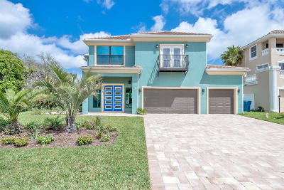 Ormond Beach Single Family Home For Sale: 144 Coquina Key Drive