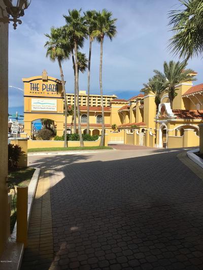 Daytona Beach Condo/Townhouse For Sale: 600 N Atlantic Avenue #629