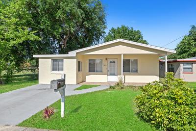 Daytona Beach Single Family Home For Sale: 351 Model Street