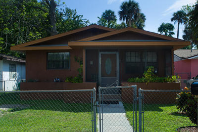 Daytona Beach Single Family Home For Sale: 339 Garden Street