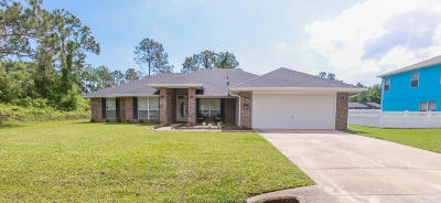 Palm Coast Single Family Home For Sale: Xx Perrotti Lane