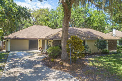Port Orange Single Family Home For Sale: 6229 Yellowstone Drive