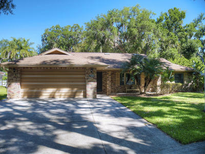 Port Orange Single Family Home For Sale: 769 Kenowood Drive