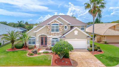 Ormond Beach Single Family Home For Sale: 26 Spanish Waters Drive