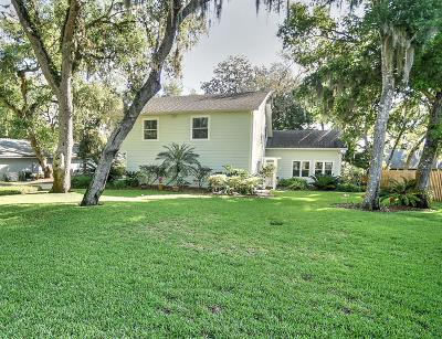 Ormond Beach Single Family Home For Sale: 1521 N Beach Street