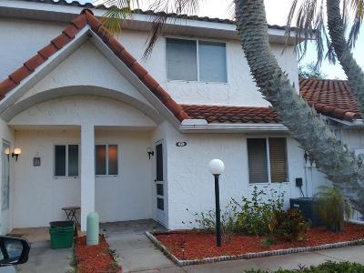 Port Orange Rental For Rent: 3522 Forest Branch Drive #D