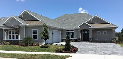 New Smyrna Beach Single Family Home For Sale: 3217 Modena Way