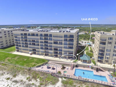 Ponce Inlet Condo/Townhouse For Sale: 4555 S Atlantic Avenue #4103