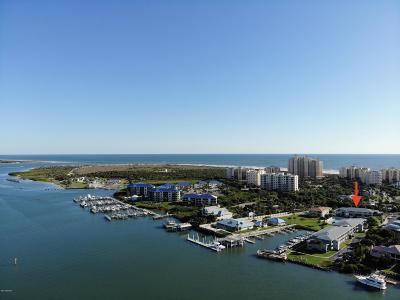 New Smyrna Beach Condo/Townhouse For Sale: 2100 N Peninsula Avenue #1130