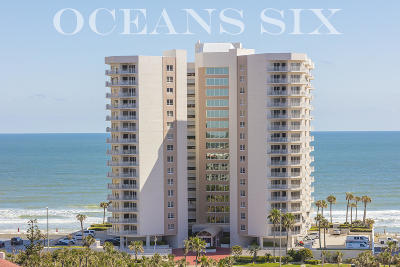 Daytona Beach Shores Condo/Townhouse For Sale: 2967 S Atlantic Avenue #301