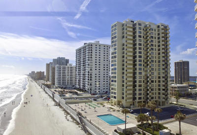 Daytona Beach Shores Condo/Townhouse For Sale: 2987 S Atlantic Avenue #206
