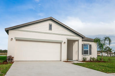 New Smyrna Beach Single Family Home For Sale: 3036 Gibraltar Boulevard