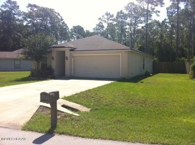 Palm Coast Single Family Home For Sale: 68 Wellwood Lane
