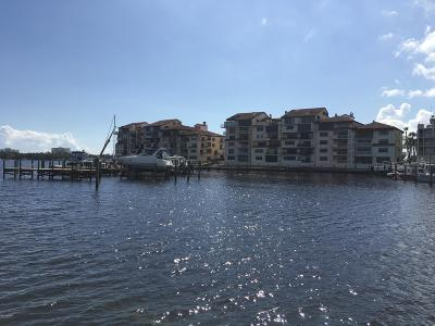 Daytona Beach Condo/Townhouse For Sale: 661 Marina Point Drive #6610