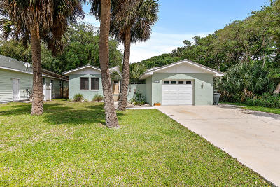 Flagler Beach Single Family Home For Sale: 2281 S Flagler Avenue