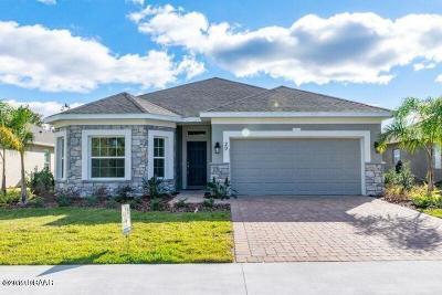 Ormond Beach FL Single Family Home For Sale: $306,990