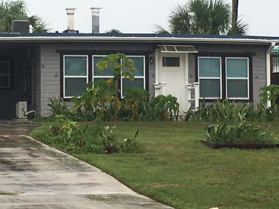Daytona Beach Single Family Home For Sale: 3637 Cardinal Boulevard