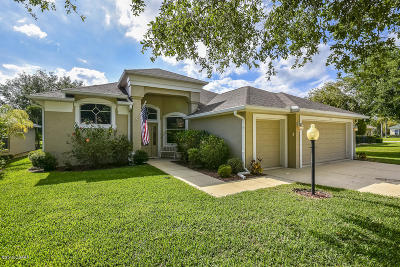 Port Orange Single Family Home For Sale: 1110 Crystal Creek Drive