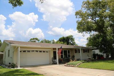 Daytona Beach Single Family Home For Sale: 1325 Sunland Road