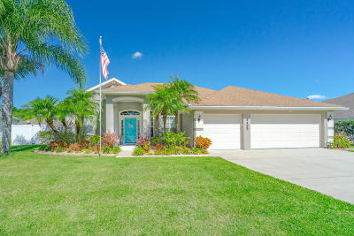 Port Orange Single Family Home For Sale: 5495 Carmody Lake Drive