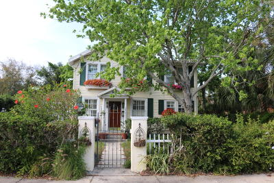 Daytona Beach Single Family Home For Sale: 205 Riverview Boulevard