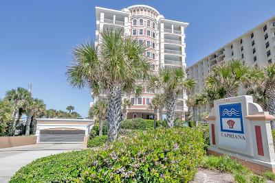 Ormond Beach Condo/Townhouse For Sale: 1425 Ocean Shore Boulevard #102