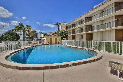Ormond Beach Condo/Townhouse For Sale: 2600 Ocean Shore Boulevard #108