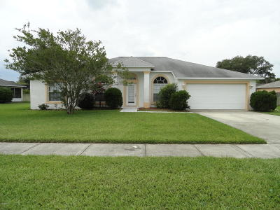 Port Orange Single Family Home For Sale: 419 Nash Lane