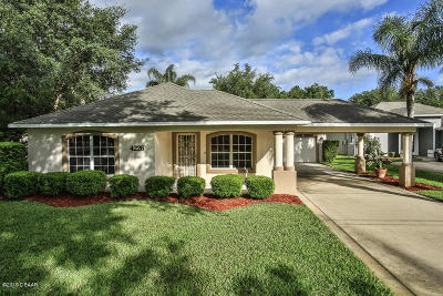Port Orange Single Family Home For Sale: 4226 Bristle Cone Way