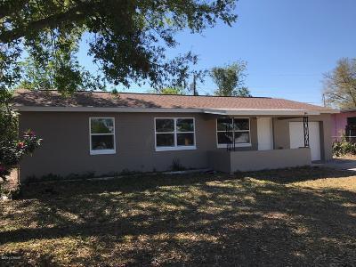 Daytona Beach Single Family Home For Sale: 844 Berkshire Road