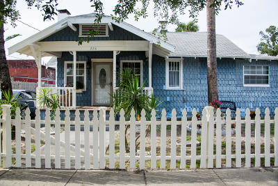 Daytona Beach Single Family Home For Sale: 228 Taylor Avenue