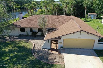 Ormond Beach Single Family Home For Sale: 363 Putnam Avenue