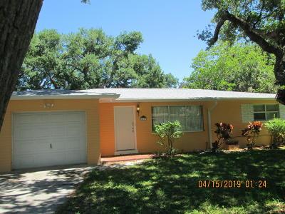 Ormond Beach FL Single Family Home For Sale: $209,900