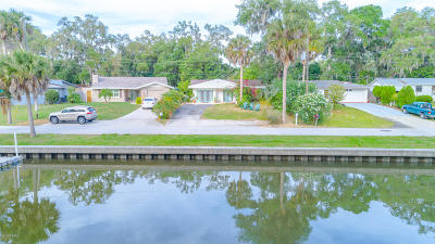 Port Orange Single Family Home For Sale: 15 Oak Street