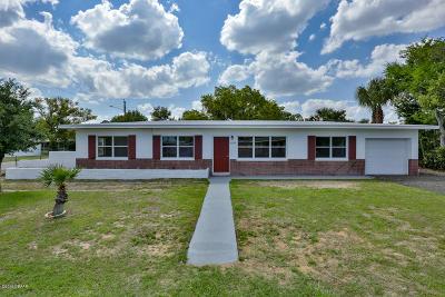 Daytona Beach Single Family Home For Sale: 1200 Imperial Drive