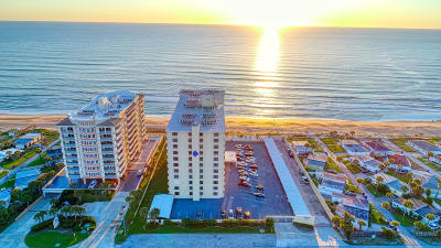 Ormond Beach Condo/Townhouse For Sale: 1415 Ocean Shore Boulevard #F090