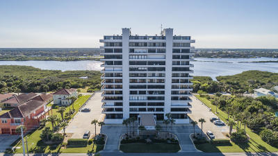 Flagler Beach Condo/Townhouse For Sale: 1601 N Central Avenue #902