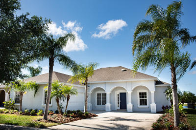 New Smyrna Beach Single Family Home For Sale: 641 Marisol Drive