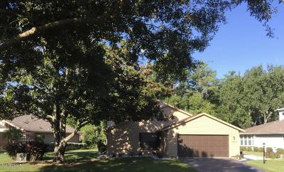 Daytona Beach Single Family Home For Sale: 108 S Gull Drive