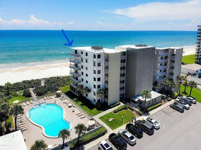 New Smyrna Beach Condo/Townhouse For Sale: 5303 S Atlantic Avenue #750