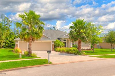 Port Orange Single Family Home For Sale: 5957 Shady Creek Lane