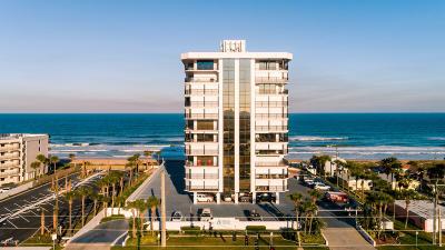 Ormond Beach Condo/Townhouse For Sale: 1239 Ocean Shore Boulevard #2-A-1