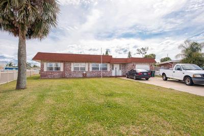 Daytona Beach Single Family Home For Sale: 1247 Waverly Drive