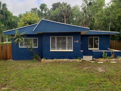 Volusia County Rental For Rent: 135 Highland Avenue
