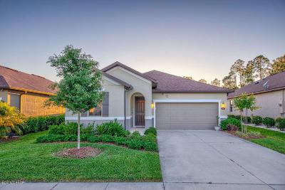 Daytona Beach Single Family Home For Sale: 441 Tuscany Chase Drive