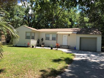 Sanford Single Family Home For Sale: 825 Escambia Drive