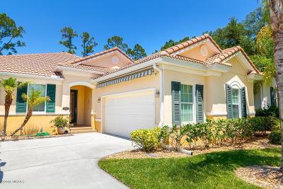 New Smyrna Beach Single Family Home For Sale: 3359 Pegaso Avenue