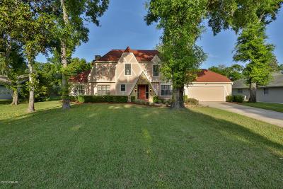 Tomoka Oaks Single Family Home For Sale: 129 Rio Pinar Drive